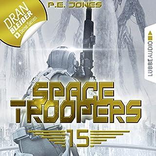 Eiskalt     Space Troopers 15              Autor:                                                                                                                                 P. E. Jones                               Sprecher:                                                                                                                                 Uve Teschner                      Spieldauer: 3 Std. und 4 Min.     304 Bewertungen     Gesamt 4,6