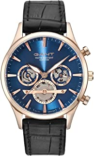 Gant Dress Watch for Men, Leather, Analog - GT005002