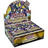 Best Yugioh Booster Boxes - Yu-Gi-Oh! Phantom Rage Booster Box Review