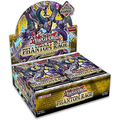 Yu-Gi-Oh! Phantom Rage Booster Box