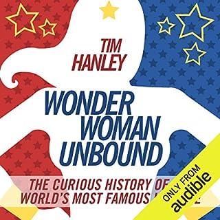 Page de couverture de Wonder Woman Unbound