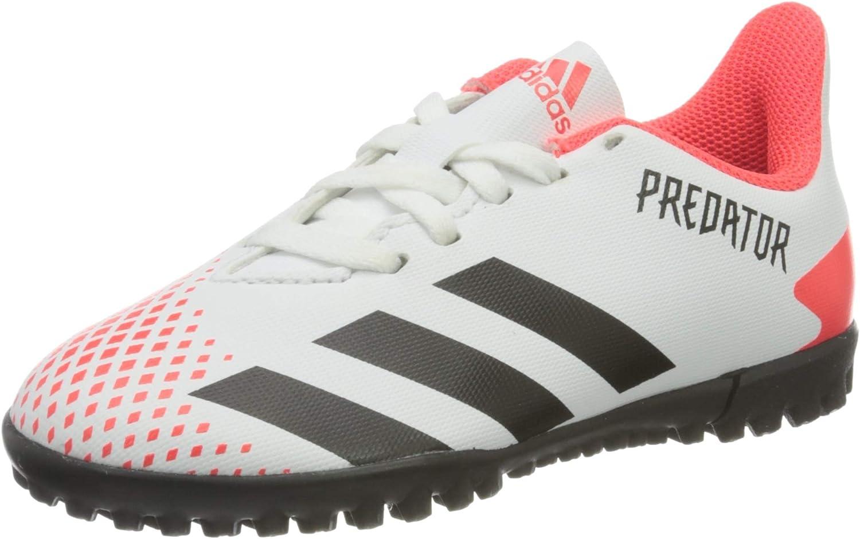 adidas Predator 20.4 TF J, Zapatillas de fútbol Unisex niños