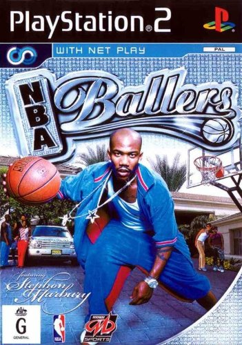 Midway NBA Ballers, PS2