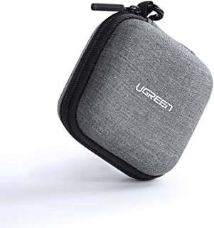 UGREEN Headphone Organizer, Mini Shockproof Carrying Pouch Bag for AirPods/Bose/Beats/Sony Wireless Earbuds Bluetooth Head...