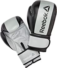 RETAIL 14OZ BOXING GLOVES - GREY, 1 SIZE
