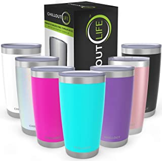 Best 20 ounce stainless steel tumbler Reviews