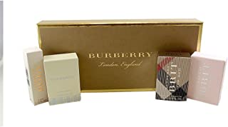 Burberry Miniature Gift Set for Women (Pack of 4)