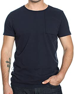 Father Figure Luca T-Shirt Ultra Soft Loose Fit Comfortable with Infused Soft Baby Cotton Shoulder - As Seen On Shark Tank