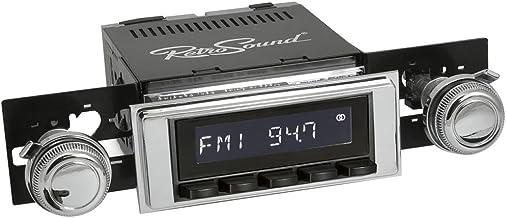 Retro Manufacturing LAB-117-120-03-73 Radio for Classic Vehicles