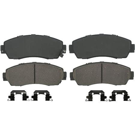 Centric 105.0768 Posi-Quiet Ceramic Brake Pad with Shims
