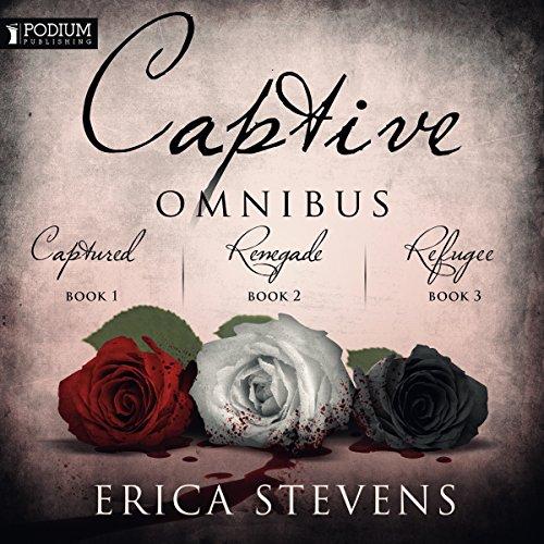 The Captive Omnibus audiobook cover art