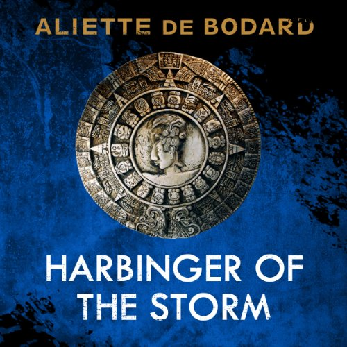 Harbinger of the Storm audiobook cover art