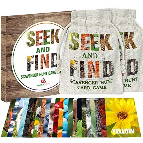 Kids Games - Seek and Find Scavenge…