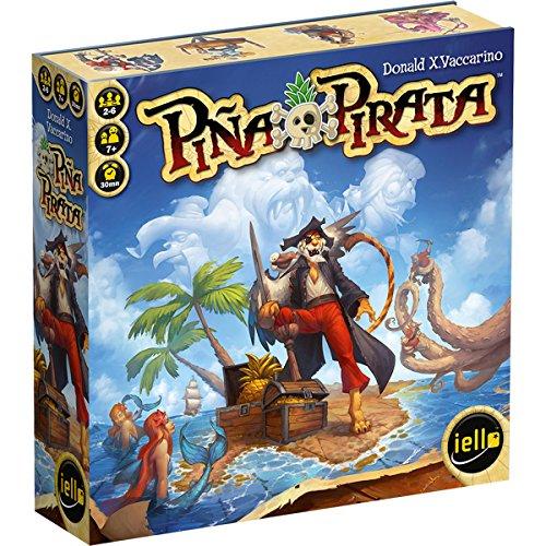 Pina Pirata Board Game