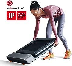 WALKINGPAD P1 Smart Walk Folding Treadmill - Slim Foldable Exercise Fitness Equipment Under Desk Running Walking Pad Outdoor Indoor Gym