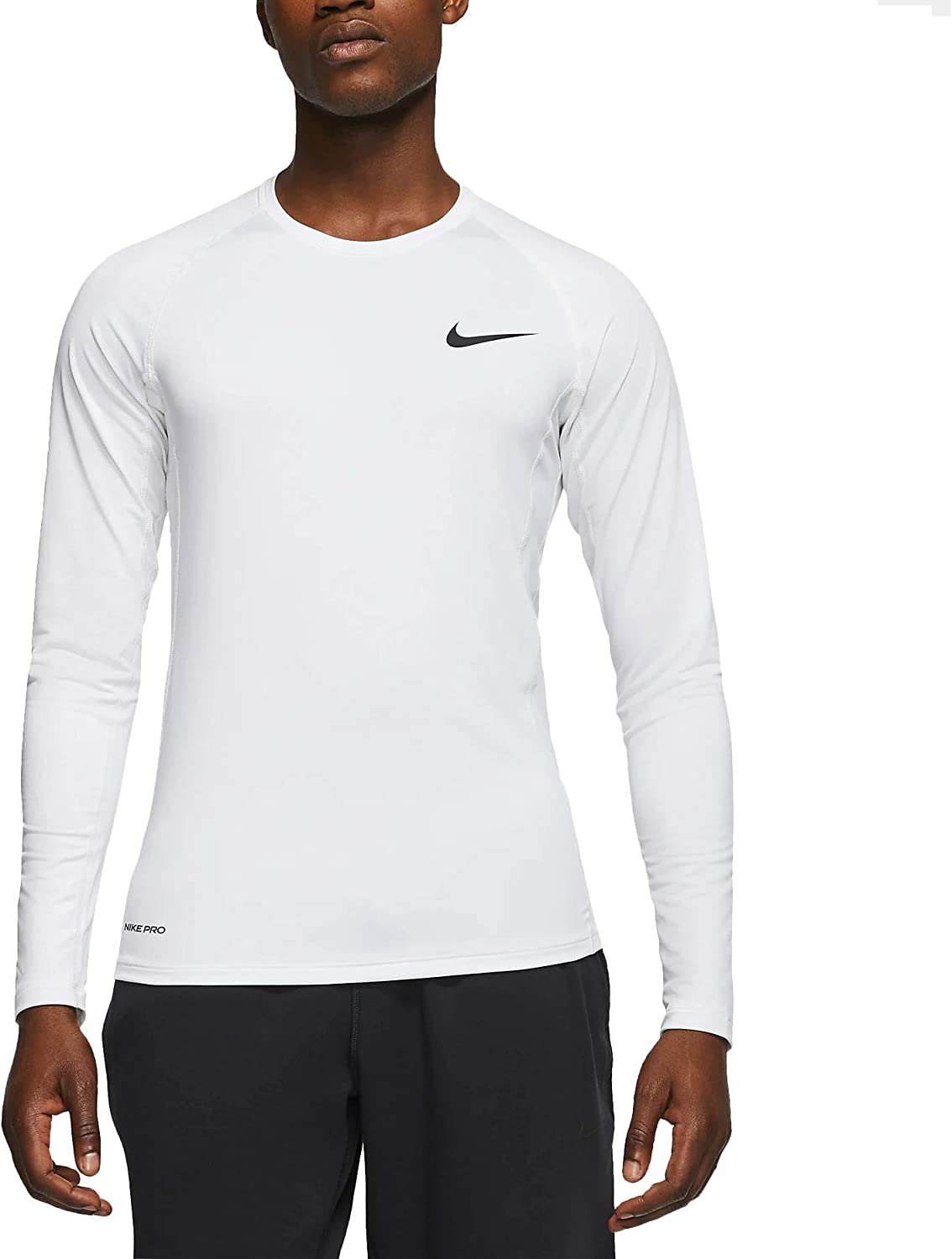 Nike Men's Pro Low-Rise Fitted Top