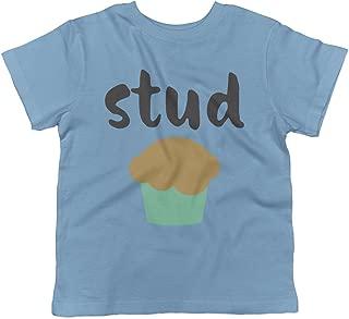 Stud Muffin Valentine's Day Toddler Cotton T-Shirt