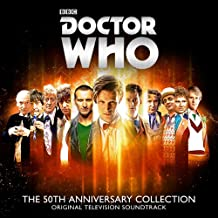 doctor who 50th anniversary soundtrack