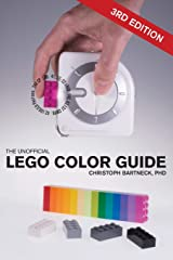 The Unofficial LEGO Color Guide: Third Edition Paperback