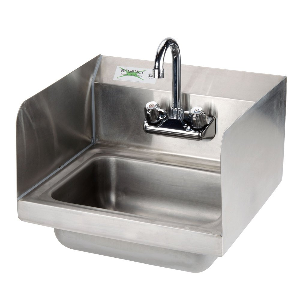 Ranking TOP2 Ranking TOP9 Wall Mounted Hand Sink with 17