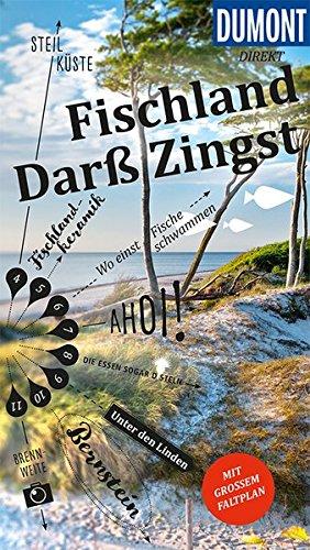 DuMont direkt Reiseführer Fischland, Darß, Zingst: Mit großem Faltplan