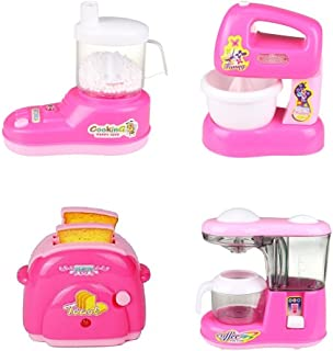 SahiBUY House Hold Play Set (Pink)