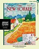 New York Puzzle Company Postcard Impressionism 500 Piece Jigsaw Puzzle