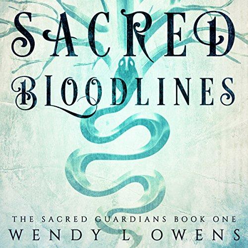 Sacred Bloodlines audiobook cover art