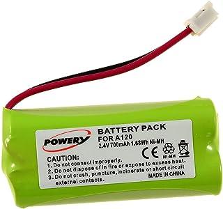 Powery Bater/ía para Sagem//Sagemcom D16T Duo