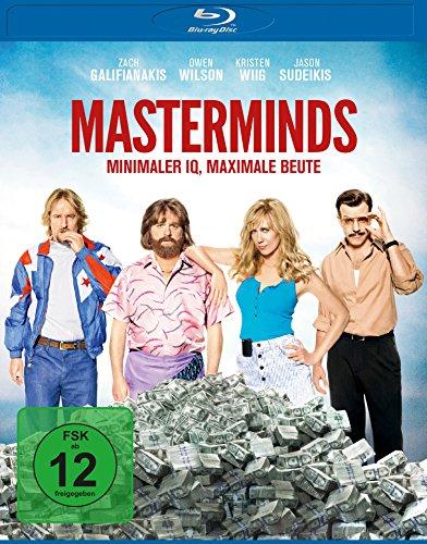 Masterminds [Blu-ray]