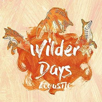Wilder Days (Acoustic)