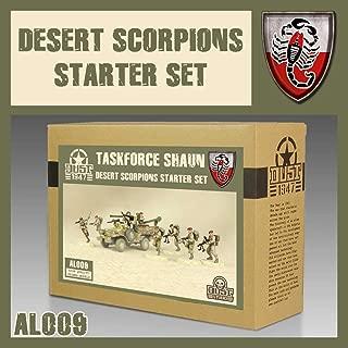 DUST 1947 - Allied Desert Scorpions Starter Set Taskforce Shaun