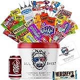 ALL SWEET 15 Teile Amerikanische Süssigkeiten Box XXL, Süßigkeiten Großpackung die Mystery Box,...