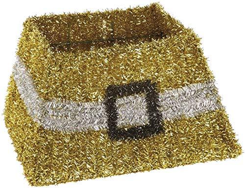 Greenfields - Cesta de ratán/mimbre para decorar y cubrir la base del...