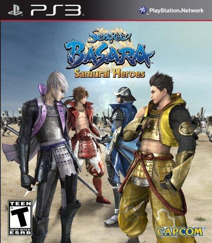Sengoku Basara Samurai Heroes - Playstation 3 by Capcom