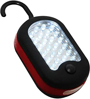 RAMPAGE PRODUCTS 769701 Universal LED Trouble Light with Magnet for, Black