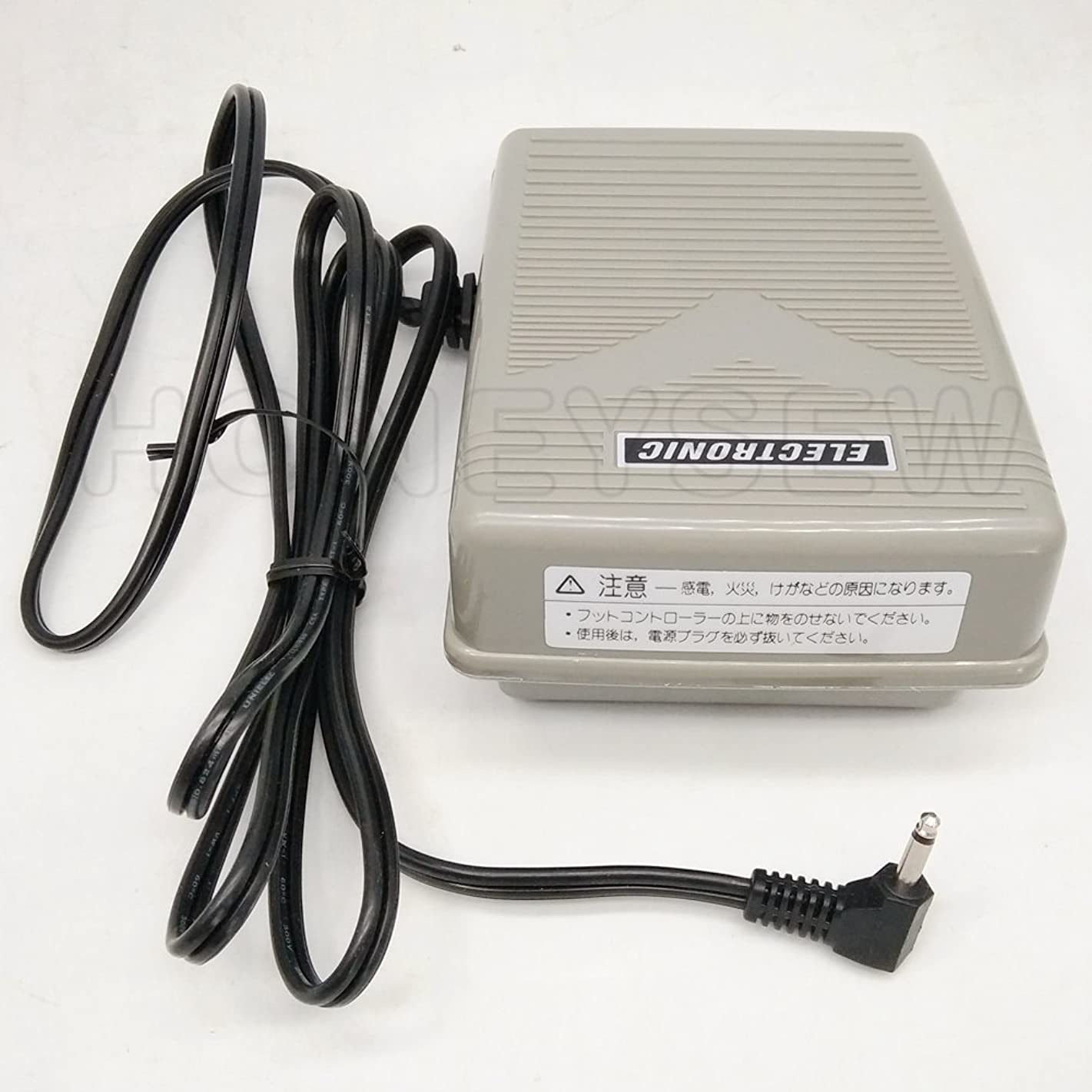 HONEYSEW Electric Foot Speed Controller Pedal/Cord for Singer