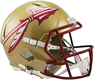 Riddell Florida State Seminoles Officially Licensed NCAA Speed Full Size Replica Football Helmet