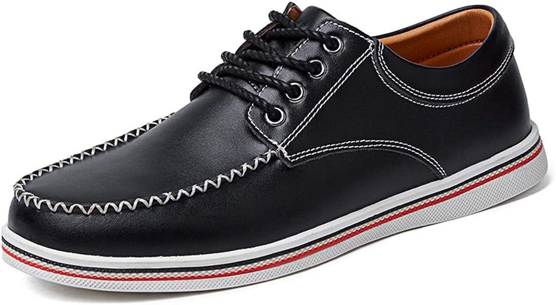 Fang-schuhe, 2018 Herren Oxford Oxford Oxford Casual Business Bequeme einfache weiche britische Mode Formale Schuhe (Farbe   Schwarz, Größe   42 EU)  3ec67b