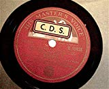 If All The World Were Paper - English Country Dance ~ Merry Merry Milkmaids, The Black Nag. 78 RPM