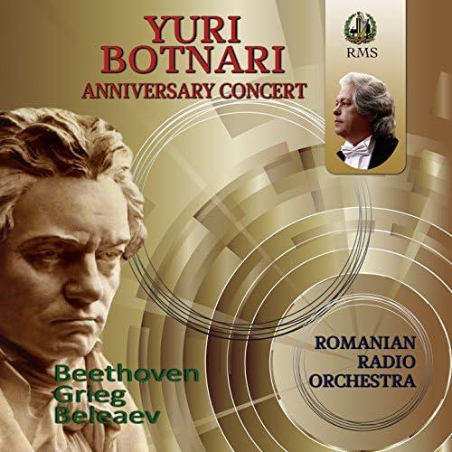 Romanian Radio Orchestra & Yuri Botnari