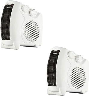 Termoventilador Calefactor Estufa portátil 1000-2000W Vertical-Horizontal (Pack x 2)