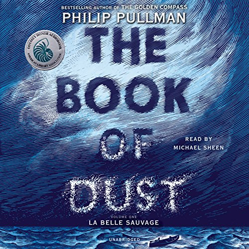 The Book of Dust: La Belle Sauvage audiobook cover art