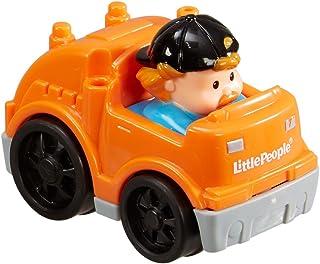 Fisher-Price Little People Wheelies Recycle Truck