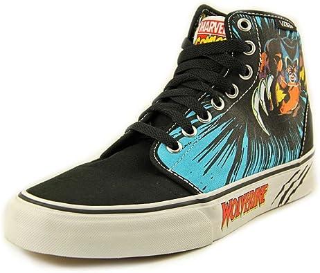Amazon.com: Vans Wolverine 106 Hi Zapatos de Zapatillas Marvel ...