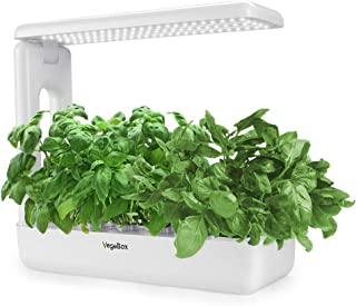 Hydroponics Growing System,Kitchen Garden,Smart Indoor Garden - hydroponic,Support Indoor Grow,herb Garden kit Indoor, Gro...