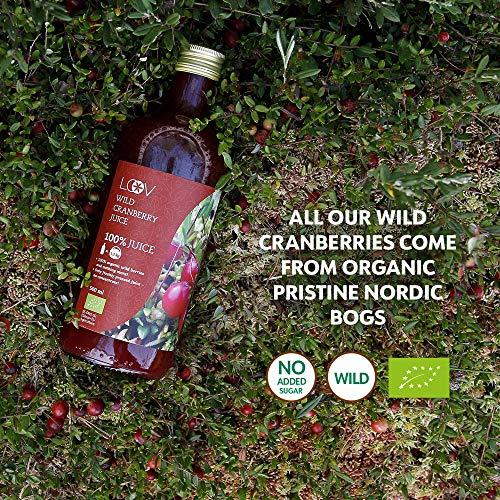 Bio Wild Cranberrysaft - 2