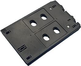 syoon 5pcs Inyección de tinta PVC tarjeta de identificación bandeja de plástico Bandeja de impresión de tarjetas para Canon iP7240iP7250IP7260IP7270ip7280MG7510MG7520MG7540MG7550