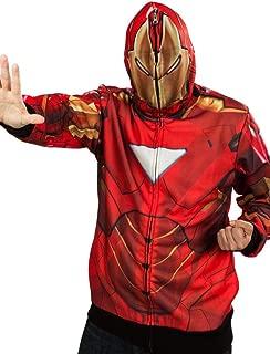 mad engine iron man hoodie
