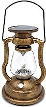 Fransande Olielamp om op te hangen, zonne-energie, retro, LED, glinsterend, zonnelamp, zonder vlam, verlichting voor tuin,...